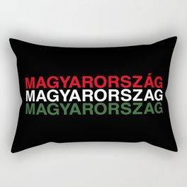HUNGARY Rectangular Pillow