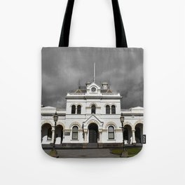 Clunes Town Hall Dramatic Tote Bag