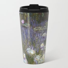 Claude Monet - Water Lilies, 1922 Travel Mug