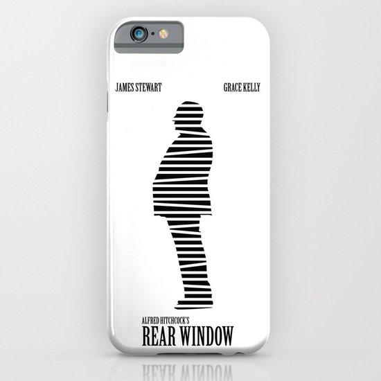Rear Window iPhone & iPod Case