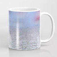 window Mugs featuring window by Eva Lesko