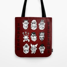 Shafted Villains (they ain't so bad) Tote Bag