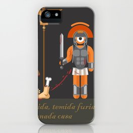 t.eye.tus andronicus iPhone Case