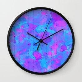 Slapsh Arrows Wall Clock