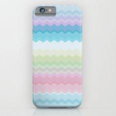 Rainbow pattern Slim Case iPhone 6