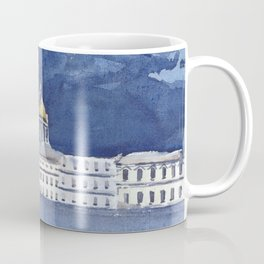 The sky over St. Petersburg Coffee Mug