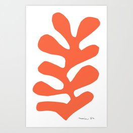 Henri Matisse, Papiers Découpés (Cut Out Papers) 1952 Artwork Art Print