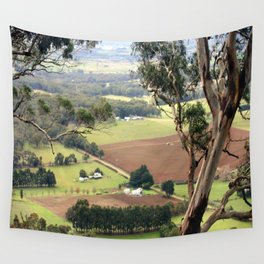 Mount Buninyong Wall Tapestry