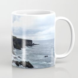 Lonely lighthouse Coffee Mug