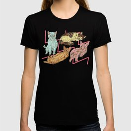 Razz Cats T-shirt