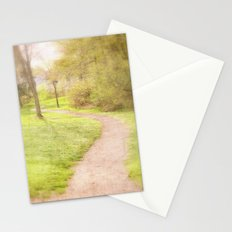 Winding Pathway Stationery Cards
