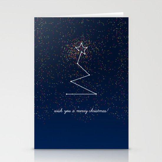 wish tree Stationery Cards