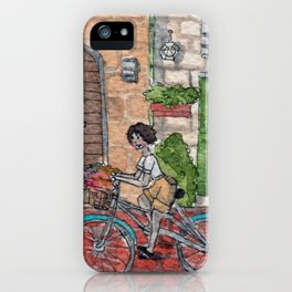 Strolling iPhone Case