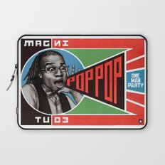 One Man Party Laptop Sleeve