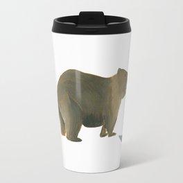One Marmot Alive Travel Mug