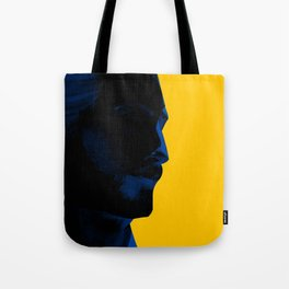 L'homme - electric Tote Bag