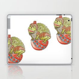 toad on a ball Laptop & iPad Skin