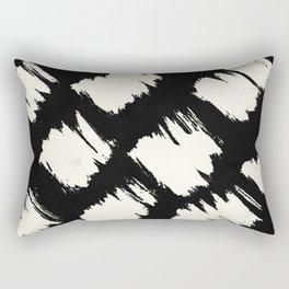 Tribal Brushed Dot Rectangular Pillow