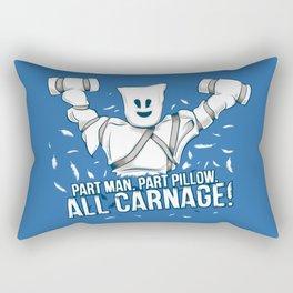 All Carnage! Rectangular Pillow