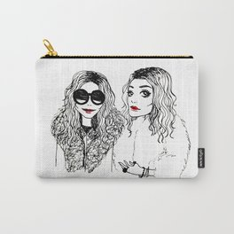 Olsen Twins Carry-All Pouch