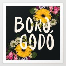 Borogodó Art Print