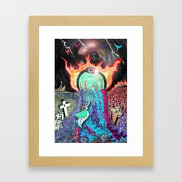 Pestulance Framed Art Print