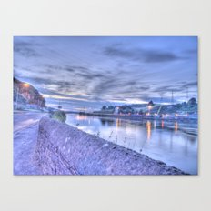 Bilberry, Waterford City Canvas Print