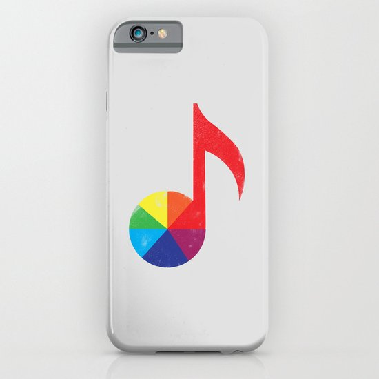 Music Theory iPhone & iPod Case