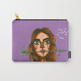 Sagitario Carry-All Pouch
