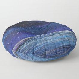 Starry Sea Floor Pillow