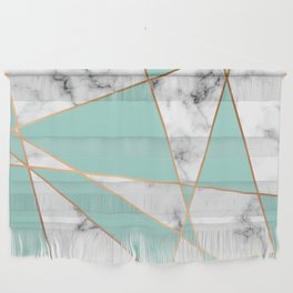 Marble Geometry 055 Wall Hanging