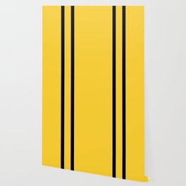 Bruce Bee Bumble Lee Stripes Wallpaper