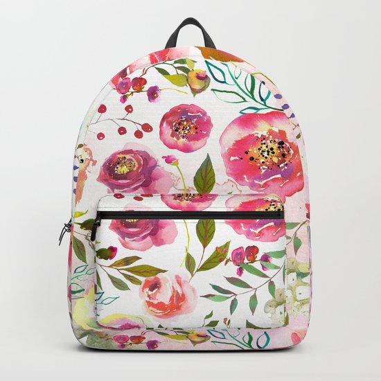 Spring is in the air #41 Backpack