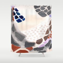 Always Humble Shower Curtain