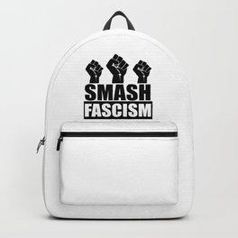 SMASH FASCISM Backpack