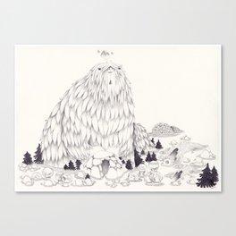 Kakkmaddafakka Canvas Print