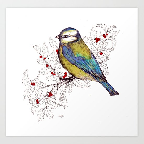 birds Edition Art Print