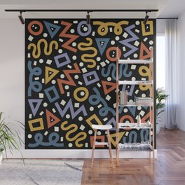 Colorful Party! Wall Mural