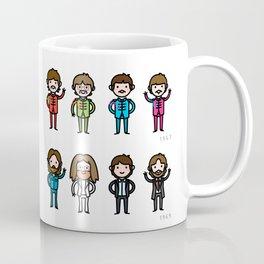 1963-1969 Coffee Mug