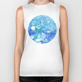 Acrylic Reef [Circle] Biker Tank
