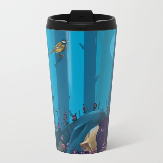 atmosphere Metal Travel Mug