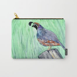 Quirky Fellow Carry-All Pouch