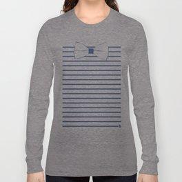 Noeud Pap marin Long Sleeve T-shirt