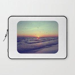 Siesta Key Sunset Laptop Sleeve