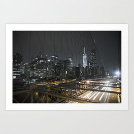 One World Tower - New York, USA Art Print