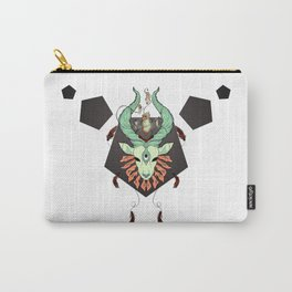 Holy Deer Carry-All Pouch