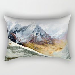 Mountain 12 Rectangular Pillow