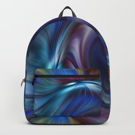 Colors With a Twirl Backpack