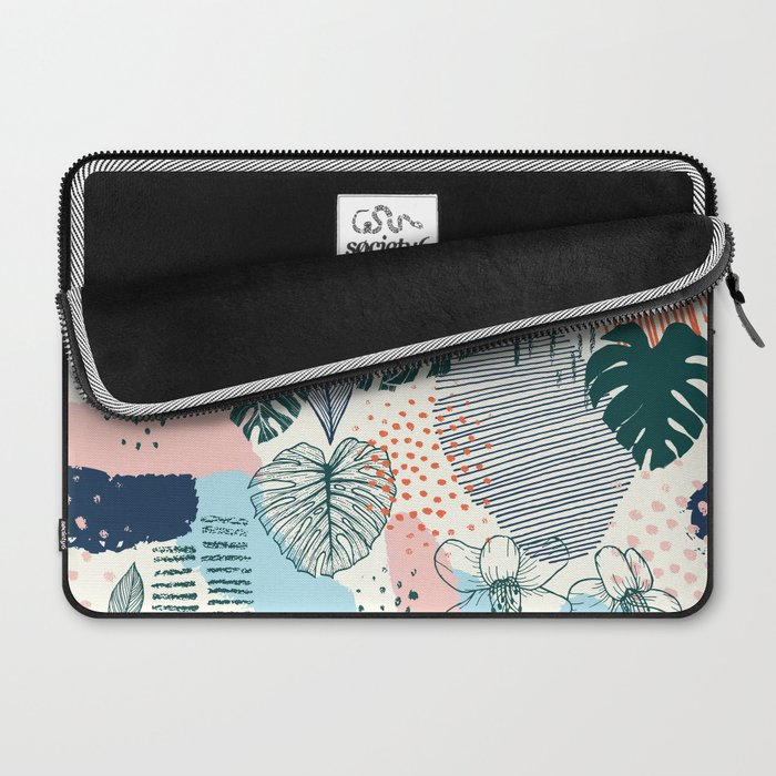 Issa Tropical Laptop Sleeve