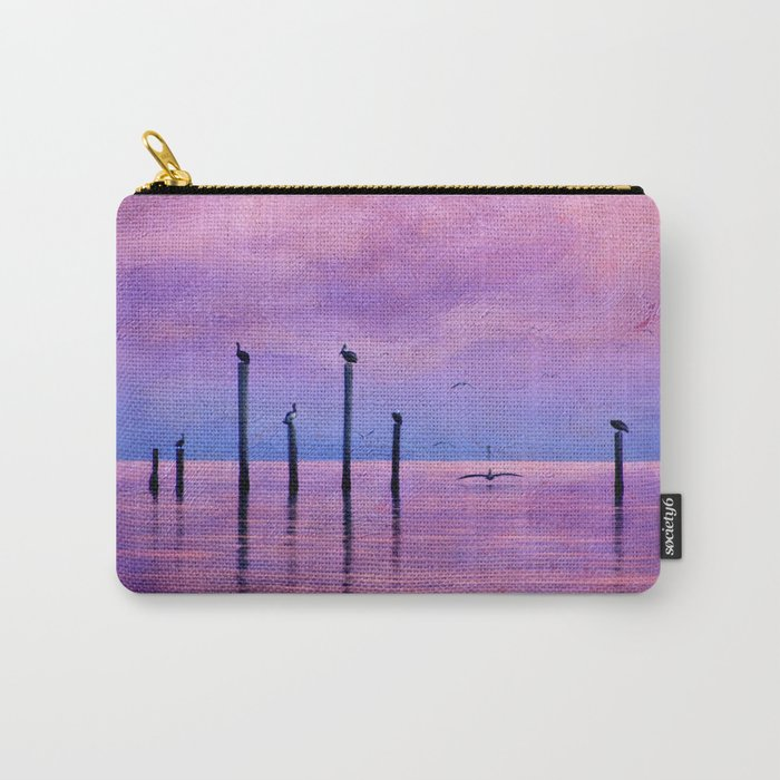 Twilight Watchmen Carry-All Pouch